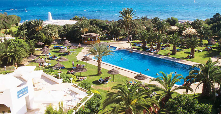 Palm Beach Club Hammamet vulcan protects boilers