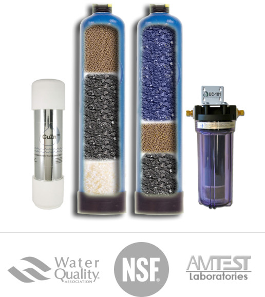 eco friendly water filtration systems